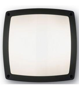 Sieninis šviestuvas COMETA PL3 Nero