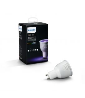 LED LAMPPU 6,5W GU10 HUE 871869648588