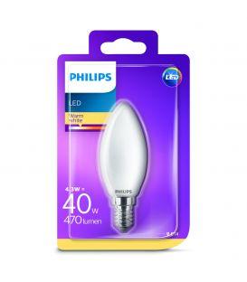 LED LAMPPU 4,3W E14 871869670625