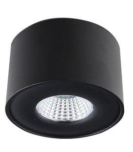 5W LED Kattovalaisin LAMPARAS Black Ø9 LC1400 YLD-008209