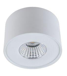 5W LED Kattovalaisin LAMPARAS White Ø9 LC1400 YLD-008117