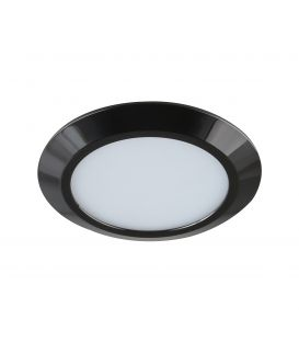 7W LED Alasvalo GAMA MINI Black Ø9.5 IP44 LC1453 YLD-017485