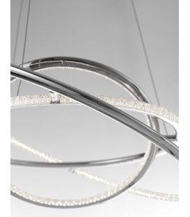55W LED Pakabinamas šviestuvas LIVORNO Ø60 8107401