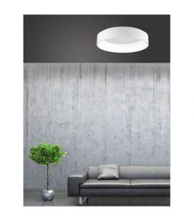 Lubinis šviestuvas RANDO LED White Ø60 6167207