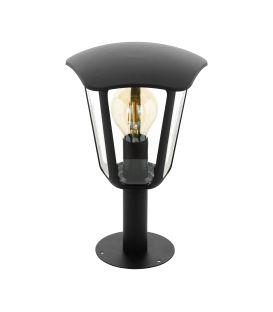 Lattiavalaisin MONREALE Small Black IP44 98122