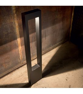 Pastatomas šviestuvas VEGA PT1 Black 136059