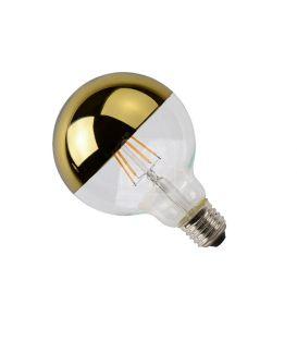 LED LAMPPU 5W E27 Gold DIM 49019/05/10