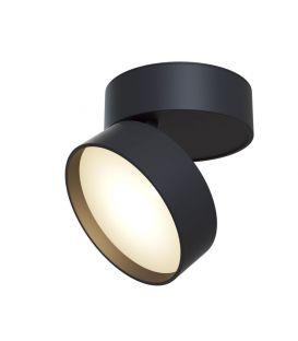 18W LED Kattovalaisin ONDA Black C024CL-L18B