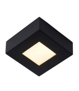8W LED Kattovalaisin BRICE Black DIM 28117/17/30