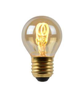 LED LAMPPU 3W E27 Dim Amber Ø4.5 49045/03/62