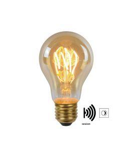 LED Kosketuslamppu 4W E27 Amber 49042/04/62