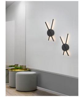 28W LED Sieninis šviestuvas RING Ø79 9108311
