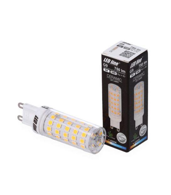 G9 3 Watt 4000k Cool White 320lm Dimmable G9 LED