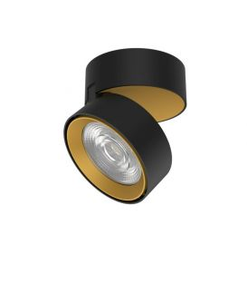 20W LED Kattovalaisin UNIVERSAL Black 92003