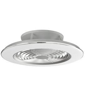 70W LED Tuuletinvalaisin ALISIO Silver DIMs 6706