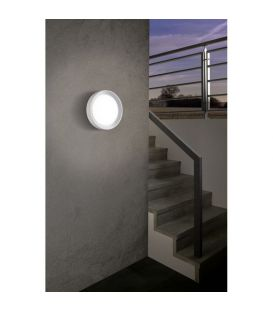 8.2W LED Sieninis šviestuvas ONTANEDA Black 94784