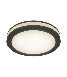 12W LED Alasvalo PHANTON Round Black DL303-L12B