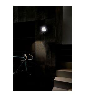 30W LED Seinävalaisin FAEDO 3 Black IP44 97462