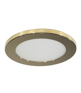7W LED Alasvalo LC1452 Gold Ø9.5 IP44 YLD-021994