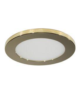 7W LED Alasvalo LC1452 Gold Ø9.5 IP44 YLD-021994
