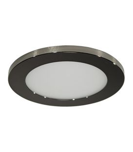 7W LED Alasvalo LC1452 Black Ø9.5 IP44 YLD-017577