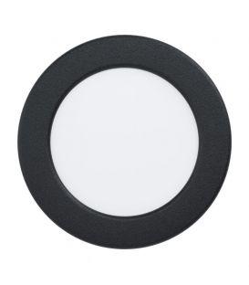 5.5W LED-paneeli FUEVA Black Ø11.7 3000K 99143