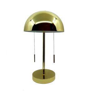 Pöytävalaisin DOME HEAD Gold EU9560PB