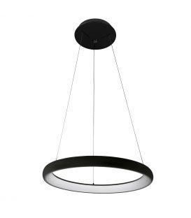 40W LED Riippuvalaisin ALESSIA Black 5280-840RP-BK-3