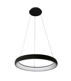 50W LED Riippuvalaisin ALESSIA Black 5280-850RP-BK-3