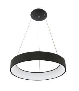 42W LED Riippuvalaisin CHIARA Black Ø60 3945-842RP-BK-3