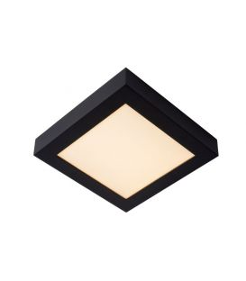 22W LED Kattovalaisin BRICE Black IP44 Dim 28117/22/30