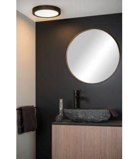 15W LED Lubinis šviestuvas BRICE Black Dimeriuojamas 28117/17/30