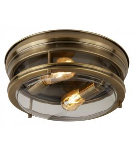 Kattovalaisin EDINBURGH Brass IP44 5182AB