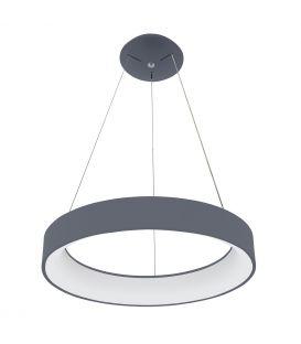 42W LED Riippuvalaisin CHIARA Grey 3945-842RP-GR-3