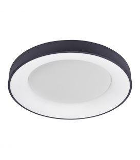 50W LED Kattovalaisin GIULIA Black Ø60 Dim 5304-850RC-BK-3