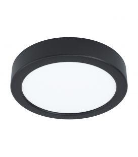 10.5W LED Kattovalaisin FUEVA 5 Black Ø16 3000K 99222