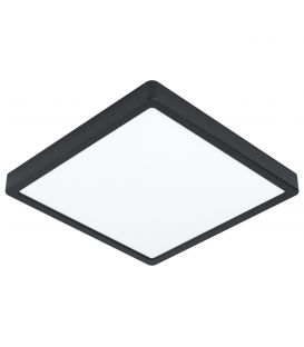 20W LED Kattovalaisin FUEVA 5 3000K Black IP44 99271