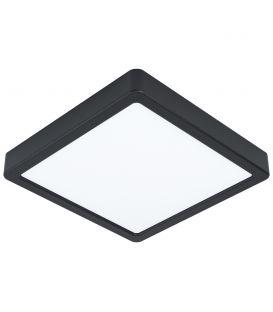 16.5W LED Kattovalisin FUEVA 5 4000K Black 99256