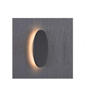 6W LED Seinävalaisin BORA BORA Black Ø13,5 C0119