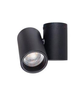 Lubinis šviestuvas BLURRO Black 32950