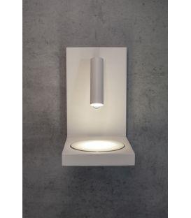 3W LED Seinävalaisin ZANZIBAR Black 6755
