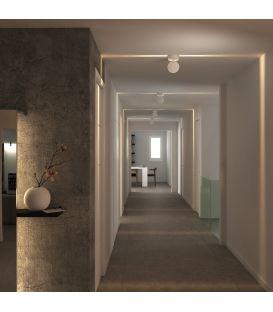 7W LED Lubinis šviestuvas SPECTRA IP54 White P37310B