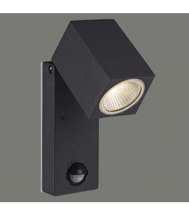 5.6W LED Seinävalaisin liiketunnistin CALA IP54 A201810GR