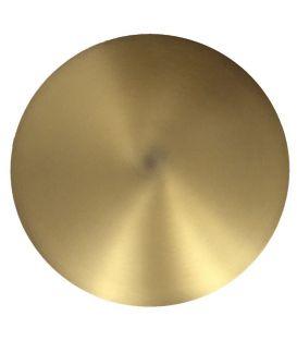 16W LED Seinävalaisin VARALI Gold Ø45 A381970O