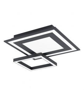20W LED Kattovalaisin EGLO CONNECT SAVATARILA-C Black 99312