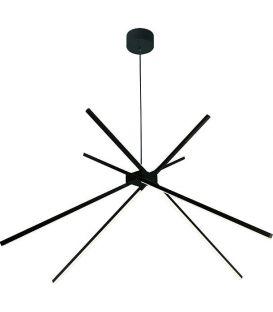 33W LED Riippuvalaisin SPIDER Black P0412