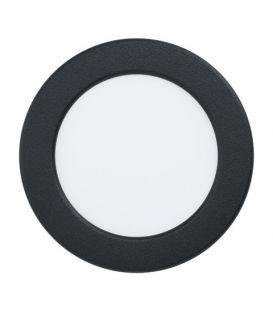 5.5W LED-paneeli FUEVA 5 Black Ø11.7 4000K 99157