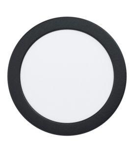 10.5W LED-paneeli FUEVA 5 Black Ø16.6 4000K 99158