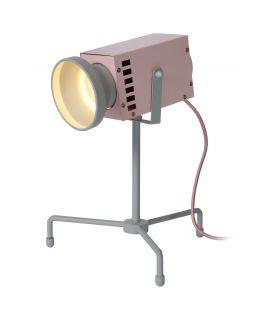 3W LED Pöytävalaisin BEAMER Pink 05534/03/66