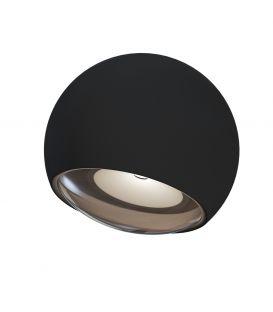 3W LED Seinävalaisin STREAM Black IP54 O032WL-L3B3K